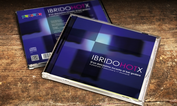 CD Artwork - Ibrido Hot X