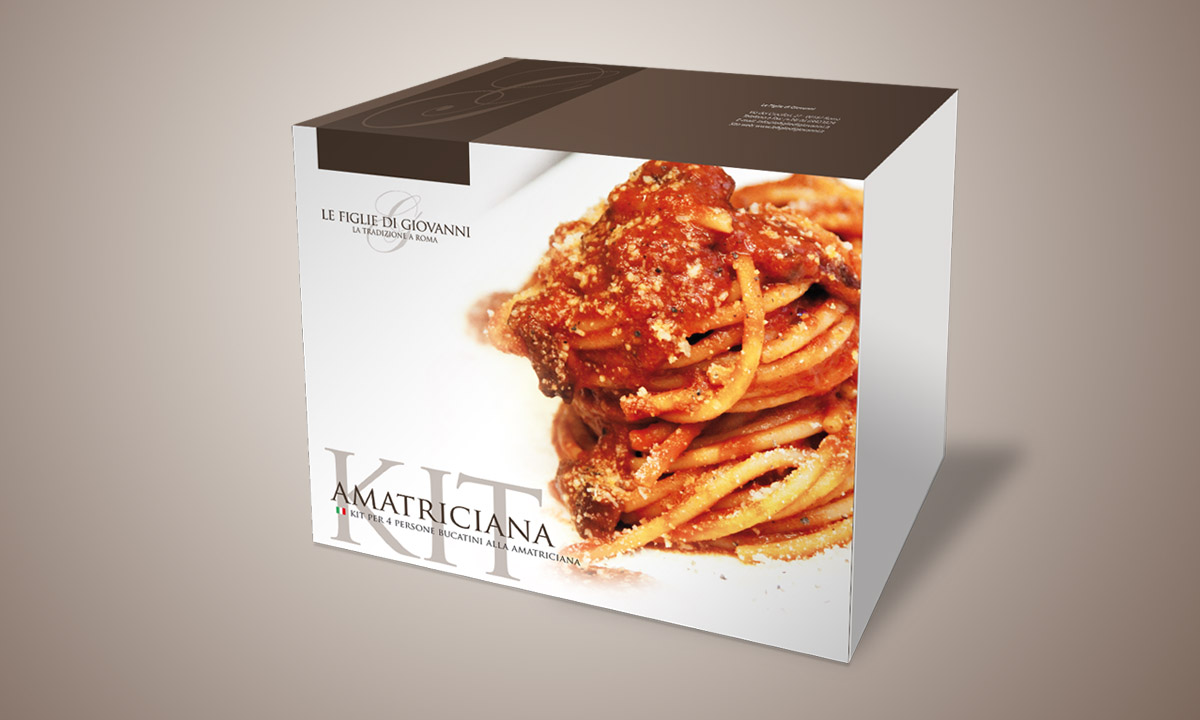 Packaging alimentare
